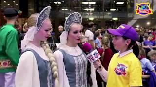 I-й Московский Международный конкурс русского народного танца   Planeta-Tv