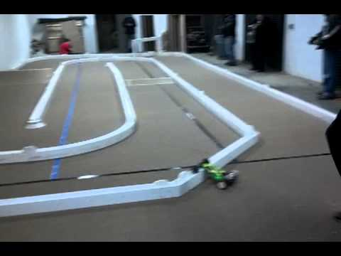 Gsgr Inside Rc Race Track Charlotte Nc Youtube