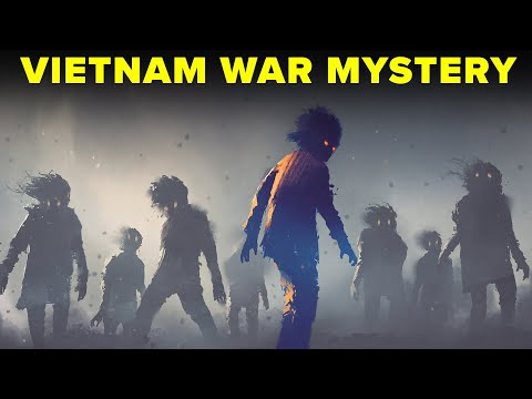 Soldiers Encounter Mysterious Monsters in Vietnam War