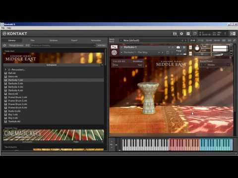 Native Instruments Discovery Series Middle East KONTAKT Library Download