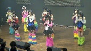 6月1日、アイドルユニット「スチームガールズ」が秋葉原の常設劇場「P.A...