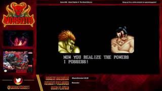 Street Fighter II:The World Warrior - Morgoth0221 GLC (Game #26)