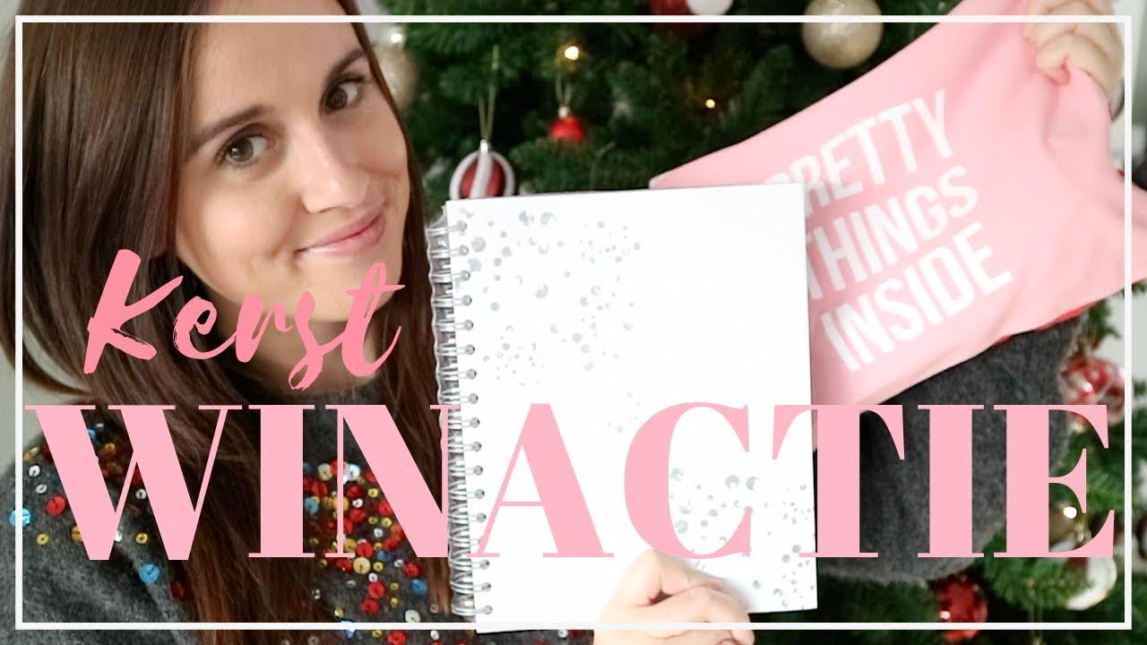 Winactie Studio Stationery : Kerst winactie 🎄met o a mascha planner benefit too faced