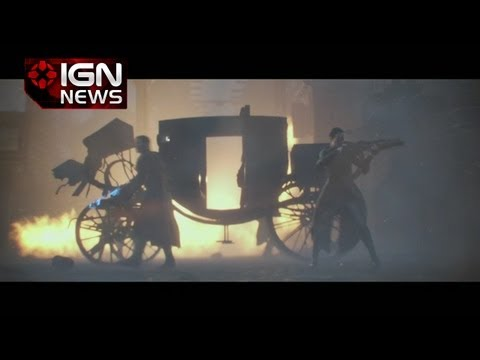 """IGN News - Ready at Dawn Announces """"The Order: 1886"""""""