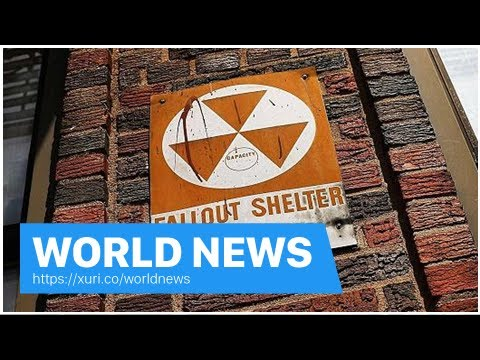World News - New York Dropped A Nuclear Fallout Shelter Signs Wrong
