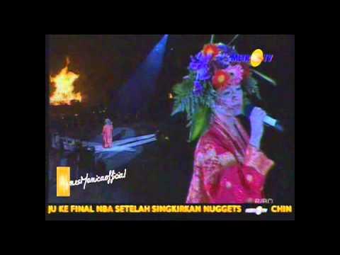 Agnes Monica Indonesia Pusaka Metro TV ( Show )