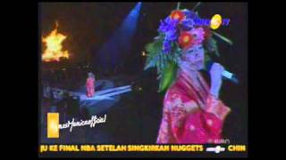 Agnes Monica Indonesia Pusaka Metro TV ( Show )