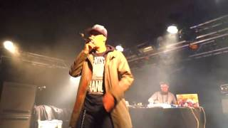 Big Red & Vadim Live (video)