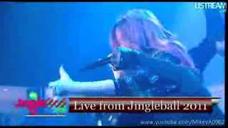 Demi Lovato - Unbroken Live Jingle Ball 2011