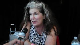 'Aliens' Actress Jenette Goldstein Talks James Cameron & Playing Tough Latina From East L.A.