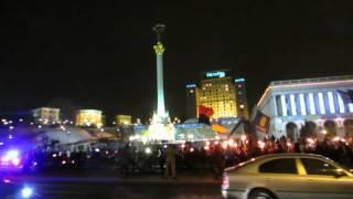 Смолоскипна хода на честь Степана Бандери в Києві/Stepan Bandera Torch Rally in Kyiv 01-01-2016