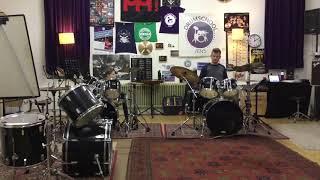 Drumtalent Tom Driehuizen