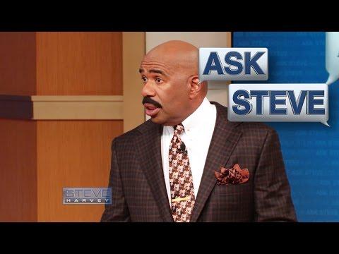 Ask Steve: How to be a Swinger || STEVE HARVEY