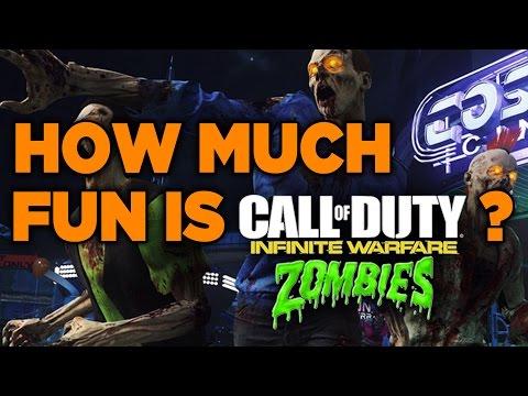Call of Duty: Infinite Warfare Zombie Mode Impressions