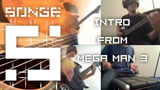 Megaman 3 - Intro (One Man Band Version)