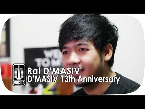 Rai D'MASIV - D'MASIV 13th Anniversary
