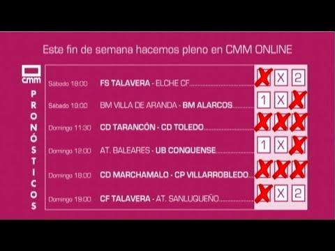DIRECTO: Fútbol Tercera división. CD Tarancón - CD Toledo. Castilla-La Mancha Media.