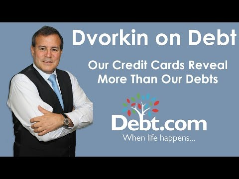 Our Credit Cards Reveal More Than Our Debts