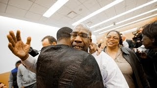 Wrongly convicted Brooklyn man speaks after 24 years in prison