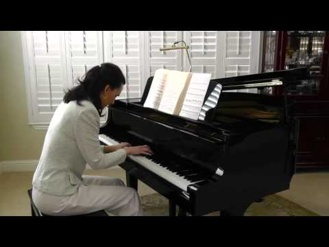 Cliburn amateur piano