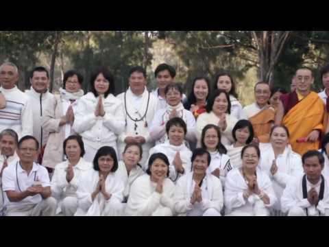 Sonam Tenzin Rinpoche - Nyungne Retreat in Australia (06 May-23 May-2016) DVD3/3 (3/4)