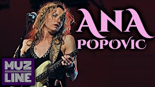 Ana Popovic & Band - B&W Rhythm´n´Blues Festival 2004