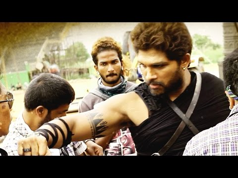 Rudhramadevi Making Video Journal - 3 - Allu Arjun As Gona Ganna Reddy