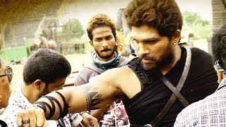 Rudhramadevi Making Video Journal - 3 - Allu Arjun As Gona Ganna Reddy