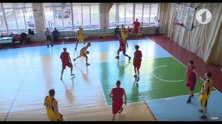 Мужской баскетбол в Бендерах / Спорт-ревю