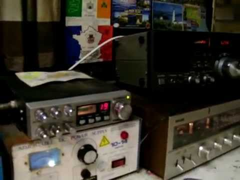 Radio Scotland shortwave pirate from holland