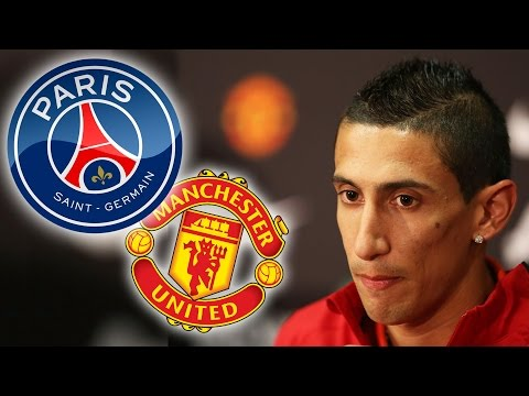 Angel Di Maria: 'PSG are a bigger club than Manchester United'*