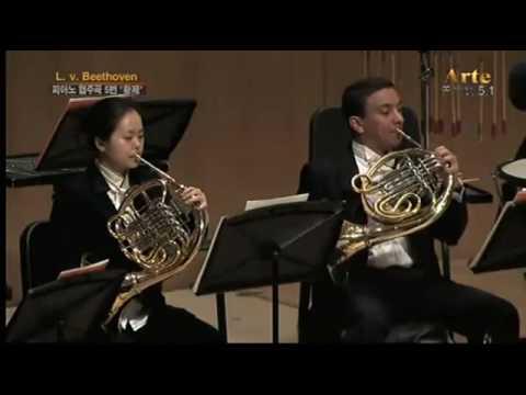 Beethoven Piano No 5 Seoul Philharmonic Myung-Whun Chung. Dae-Jin Kim