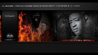 Lil Boosie Badazz - For My Homies Dead & Gone (Feat. C-Murder & Lil Kano) ᴴᴰ