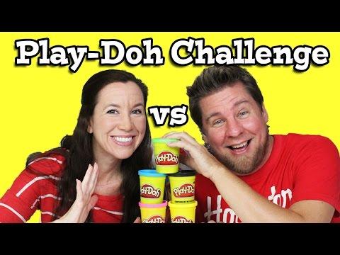 Play Doh Challenge - My Little Pony