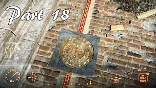fallout 4 freedom trail finding railroad gameplay walkthrough part 18