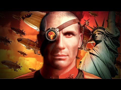 FOR THE UNION! - Command and Conquer: Red Alert 2 #1