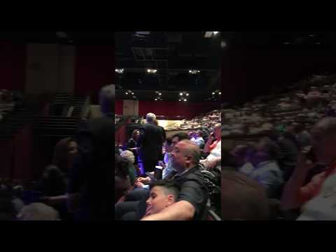 Awesome Cameramen Dance Before Pitbull Concert - First Concert Hard Rock Casino Atlantic City 2018