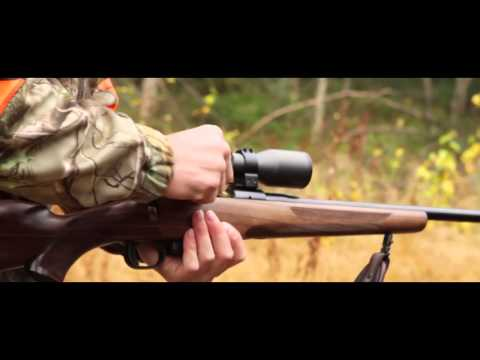 Mauser M 12 - Hunting moose in the far North
