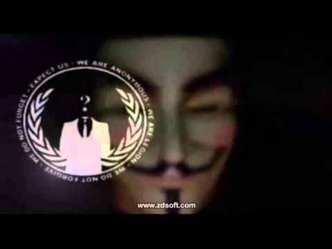 Anonymous Kirim Pesan Untuk Indonesia