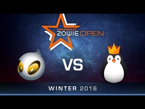 CS:GO - Dignitas vs Kinguin - Group A - Mirage - DreamHack ZOWIE Open Bucharest 2016