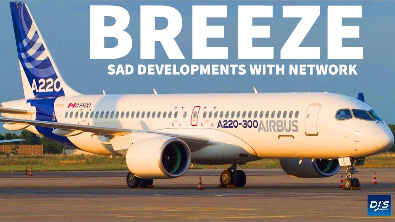 Sad Breeze Airways News