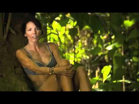 Beautiful hot naked girl animation