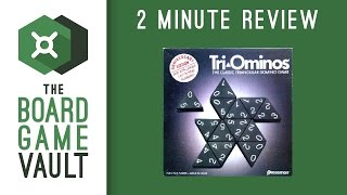 Tri-Ominos - 2 Minute Review