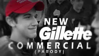Covington Gillette Ad Mashup