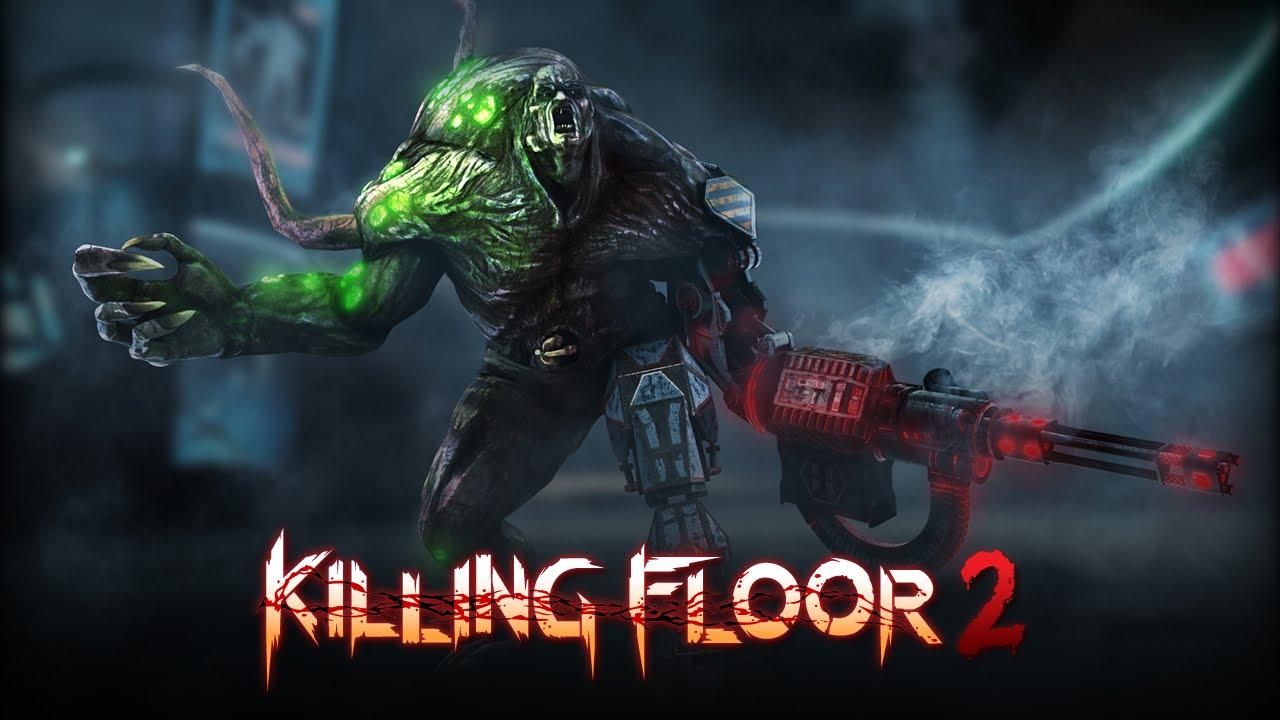 Killing floor 2 trailer return of the patriarch youtube for Floor 2 boss swordburst 2