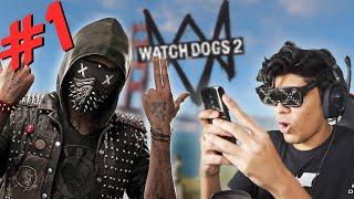 I AM HACKER MAN ( Watch Dogs 2 Part 1)