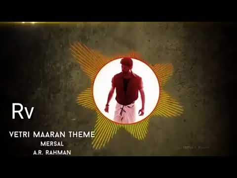 MERSAL~vetrimaran Mass BGM |Thalapathy, Kajal, Samantha|