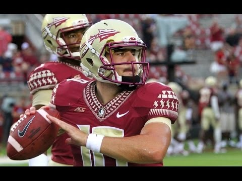 Sean Maguire  2015 FSU Highlights