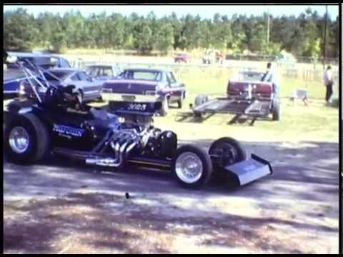 Orangeburg Dragstrip 1986  Drag Racing in America 1980's