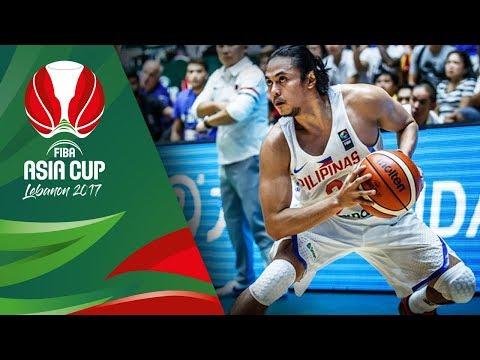 Top 5 Plays - Quarter-Finals (Day 1) - FIBA Asia Cup 2017